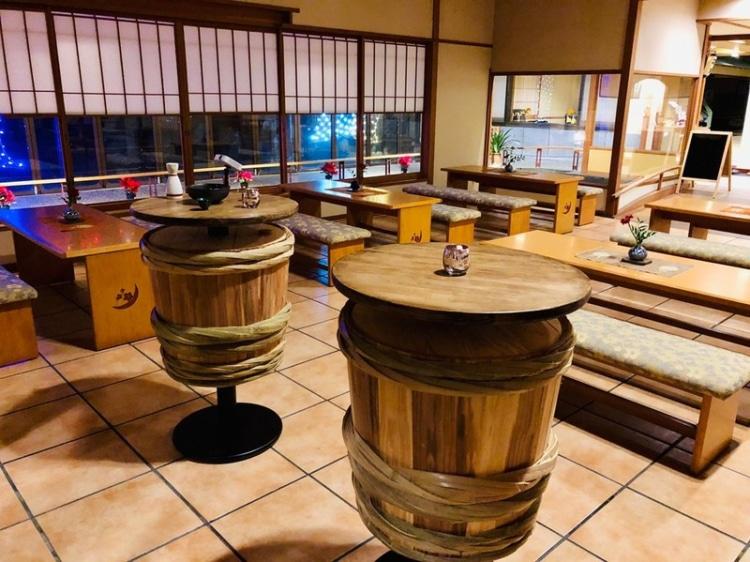 湯沢日本酒バー